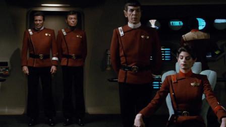 寇克船长指挥多年,第一次看别人指挥飞船,医生:要吃镇定剂吗