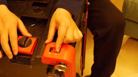 神操作一支铅笔不到一块钱就能修复钓箱升降开关