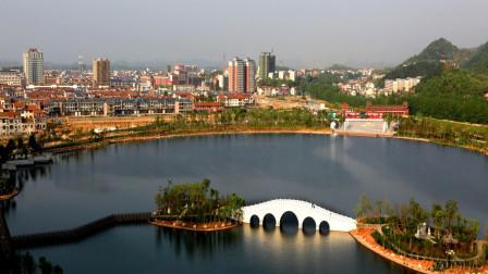 地图里看区域发展,湖南省临湘市与岳阳市云溪区城市建设进程