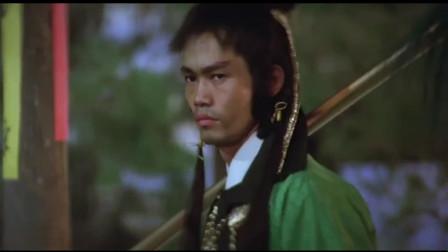 魔剑侠情:小伙子茶楼喝茶,难怪青面金枪排名第八,武功的确不错