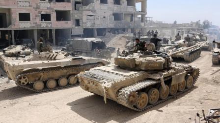 无视埃尔多安警告,俄叙继续发动进攻,土向极端叛军交付大量坦克