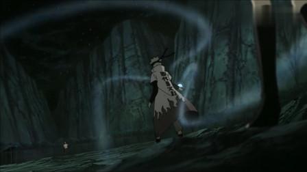 火影忍者:鸣人使用了16年前父亲使用过的忍术!