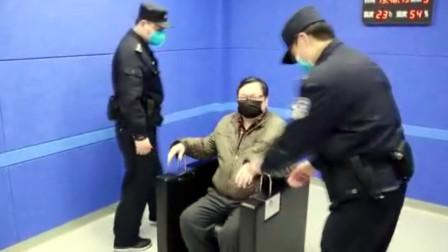 男子杀妻后从广西逃至安徽 20多年后露出马脚被抓