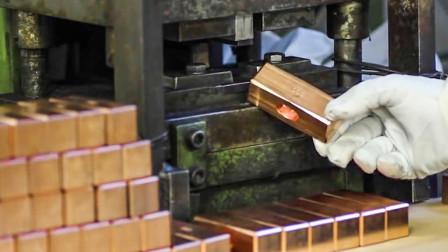 铁锤的生产加工过程,这机械很高端!流水线操作令人敬畏