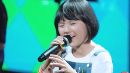 韩甜甜领唱《我的梦》,一开口太惊艳了,嗓音不输张靓颖