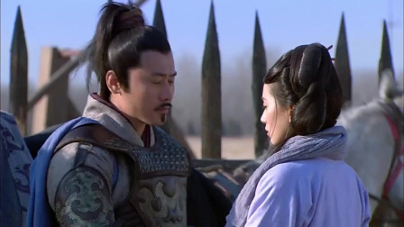 精忠岳飞黄晓明林心如一家三口团聚,好甜蜜!
