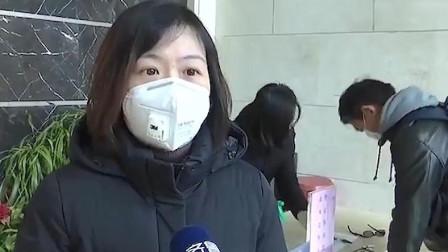 青岛:来访登记严格管控,杀菌细致到位,小区硬核防控疫情