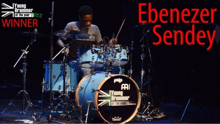 ★ME威律动★Ebenezer Sendey - Young Drummer of the Year 2020 (WINNER)