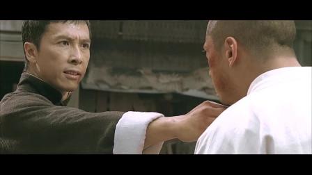 叶问大败日本军官三浦一郎,扬我国威