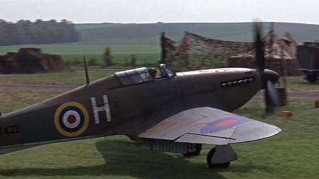 大不列颠之战:仅有的战机都被摧毁啦