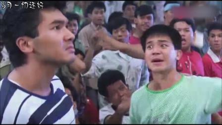泰国拳王打赢比赛还想取人性命,中国教练看不下去单挑成功KO