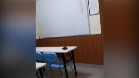 深圳一培训机构复工,一人用一间教室