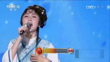 """郭津彤22岁时的演出,声音比蜜糖还甜,宛如一个""""水姑娘""""!"""