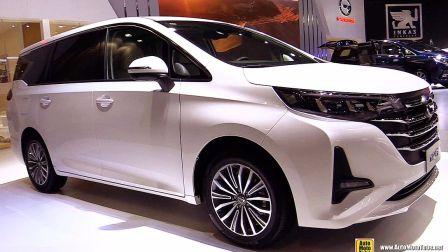 出口版国产精品MPV 内外实拍2020款 广汽传祺GAC GM6