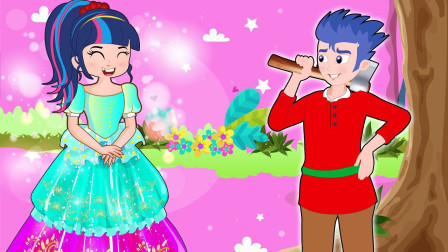 紫悦做的包包和裙子很好看,艾达琪也想要 小马国女孩游戏
