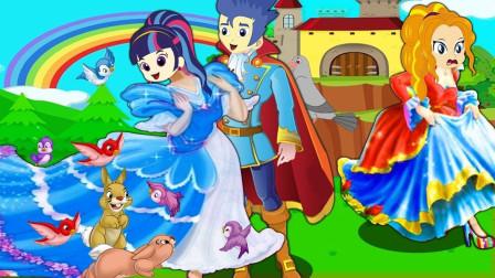 阿坤和紫悦去约会,结果没钱买礼物送给紫悦!小马国女孩游戏