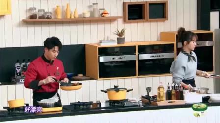 拜托了冰箱:杨紫节目中煮面,遇粉丝小迷弟夸赞
