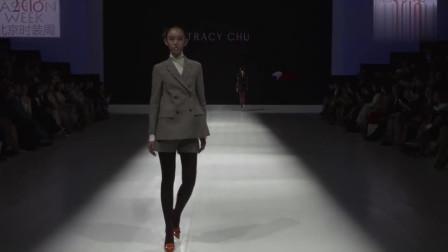 时装秀:好看的职业装,正式却不严肃,表现职场女性的轻熟魅力!