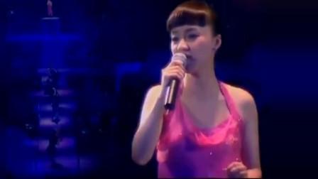 陈慧娴深情演唱粤语版《梁祝》,找了好久的版本,好好珍惜吧