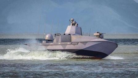 """055大驱之后,中国又一艘20吨""""神盾""""战舰下水,或颠覆海战模式"""