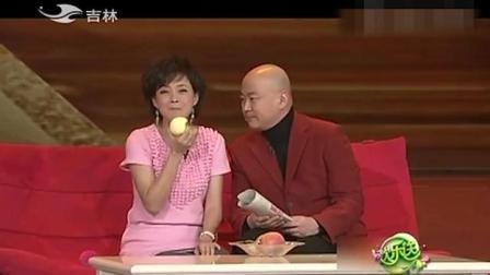 欢乐送:郭冬临想吃苹果不直说,硬说报纸上有报道,牛莉都乐了