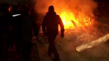 72名武汉抵乌克兰乘客将送去隔离 遭数百位当地居民暴力抗议