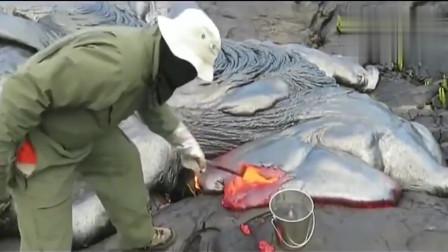 据说那什么火山泥洁面乳,就是这么来的。。。