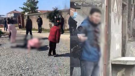 愤怒!武汉一男子因口角纠纷刺死一家三口 警方:嫌疑人已被控制