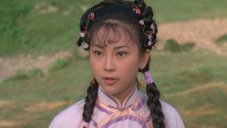 南北少林:换上女装的司马燕太惊艳,小和尚都不舍得和师傅走了!