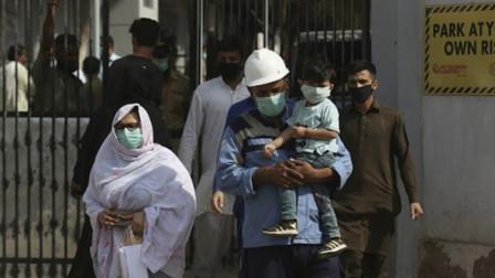 14人死亡500人受伤!巴基斯坦军港不明气体泄漏,海军、专家齐出动