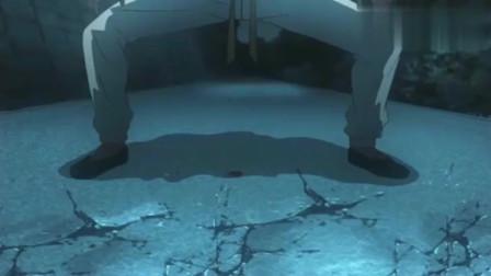 一拳超人:饿狼很强,但面对琦玉这个怪物,心疼饿狼几秒