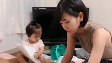 娶了个日本媳妇,就是这么给孩子喂奶的,真后悔娶了她