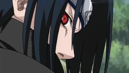 手鞠:宇智波佐助,你是怪物吗?能伤害我爱罗两次!