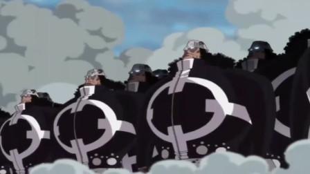 众多人间兵器在顶上战争亮相,威力巨大!