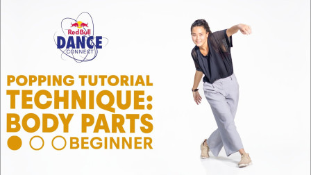 Improve Your Technique- Body Parts | Popping Dance Tutorial With DeyDey