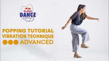 How To Master The Vibration Techique | Popping Dance Tutorial with DeyDey