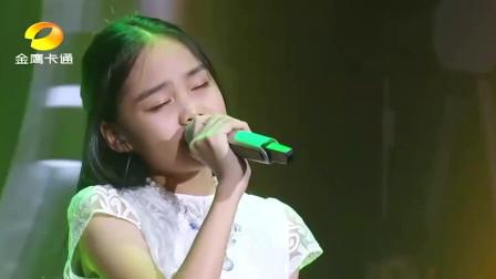 中国新声代:汤晶锦一曲《海阔天空》,一开口估计原唱都得哭,好听至极!