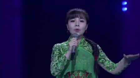 王二妮現場演唱《南泥灣》,正宗的陜北唱腔,真是耐人尋味!