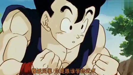龙珠:比迪丽悟饭你爸爸是不是离家出走了
