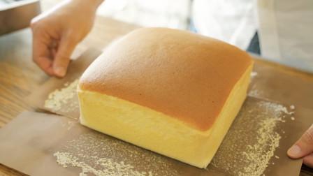 如何制作古早味蛋糕?看看国外烘培达人是怎么用料用量的