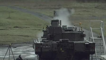 世界最贵装甲车阿贾克斯战斗全重42吨堪比坦克