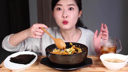 《乐乐经典美食坊@30》奶酪炸弹炒饭¥辣泡菜炒饭 辣辣椒¥Delicious food