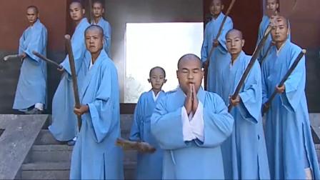 江湖高手到少林寺挑衅,怎料少林寺卧虎藏龙,每个都身怀绝技