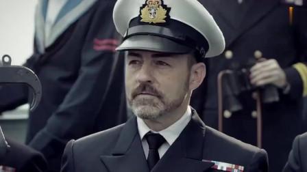 《决胜时刻》英国军舰在我国横行,被集中炮轰到怀疑人生,