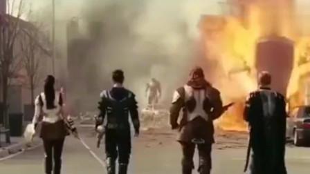 科技是把双刃剑,能造福人类也能毁灭人类!