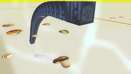 我的世界动画-怪物学院-虫虫挑战-Indo Craft animation