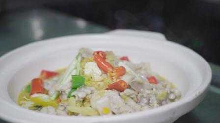 饭店师傅做花椒牛蛙,满满一大盘,你们说这是湘菜还是川菜?