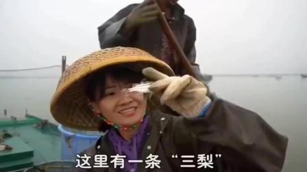 妹子赶海抓获好多兰花蟹,虽然不大但吃起来却很美味