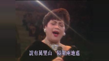 1988十大金曲第一首获奖歌曲,玛丽亚《友谊之光》,嗓音太有感染力