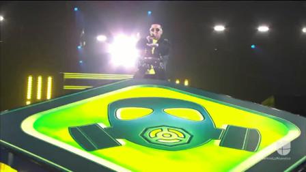 【猴姆独家】洋基老爹#Daddy Yankee#最新颁奖礼表演热单Que tire pa' lante轰动全场!